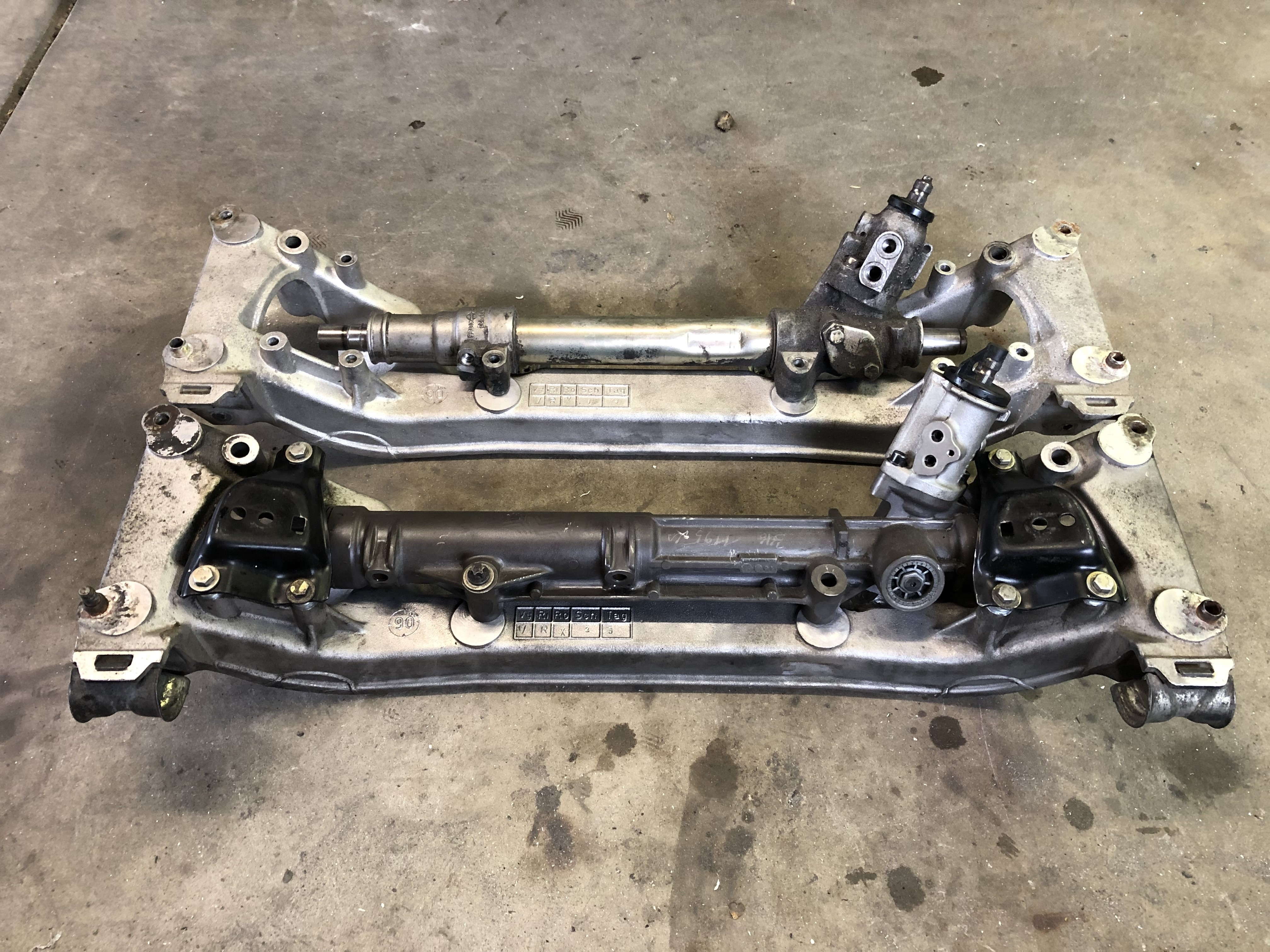 Finally A Quick Ratio Steering Rack For The Greatest E30 Of All